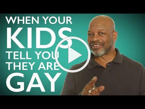 When Your Kids Tell You They Are Gay | Kidogo Toolbox