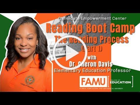 FAMU College of Education   FTCE Elementary Education K-6   Reading   Pt.1   FAMU