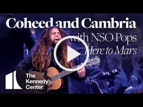 """Coheed and Cambria & NSO Pops - """"Here to Mars"""" 