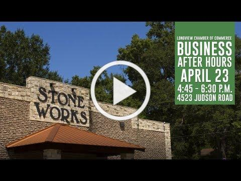 2019 Business After Hours Stone Works