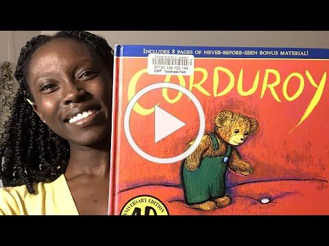 Bedtime with Clio - Corduroy by Don Freeman