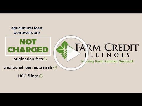 No Lender Fees at Farm Credit Illinois