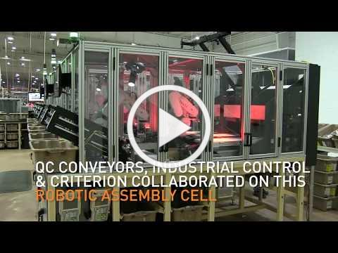 QC Conveyors- Byrne Electrical Case Study
