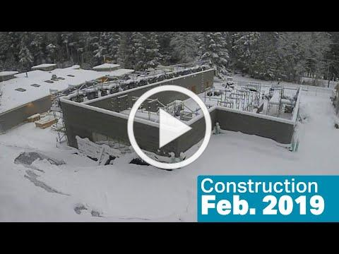 Kitsap Humane Society Construction, Feb. 2019