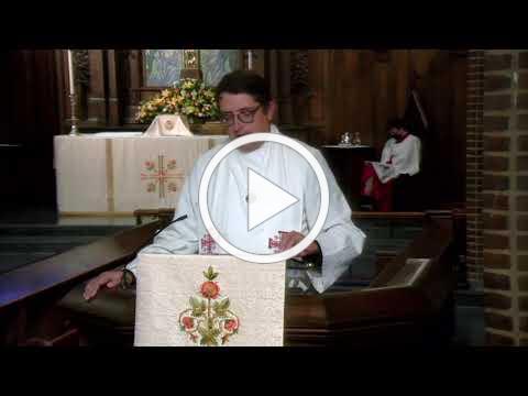 Sermon   5.9.21   The Rev. John Hogg