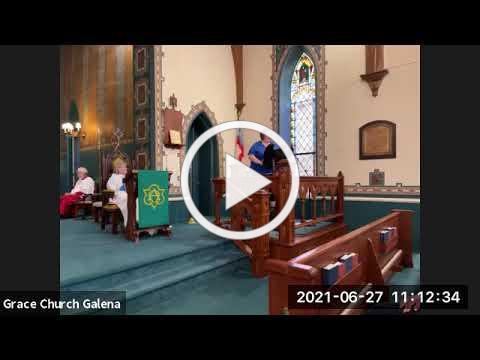 Teresa Burke Ministry Moment 6-27-21