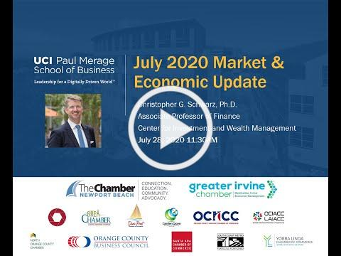 July 2020 Economic and Financial Update
