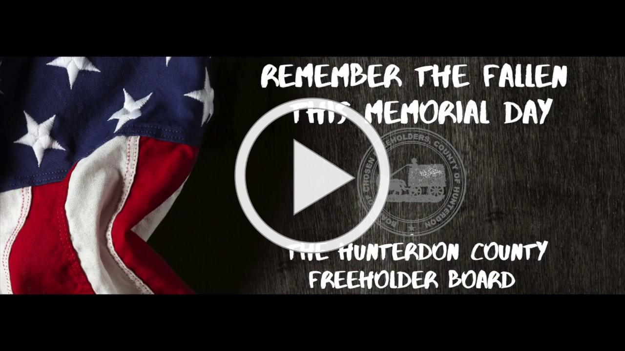 Remember the Fallen this Memorial Day