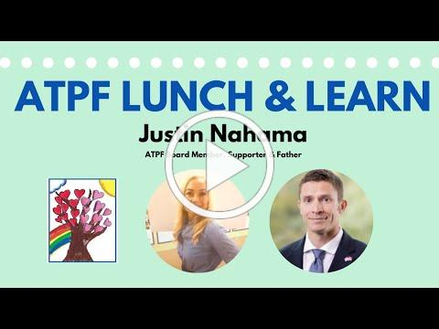 ATPF Lunch & Learn with Board Member & Father Justin Nahama