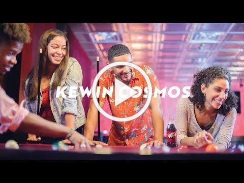 Música Dr Pepper presenta a Kewin Cosmos