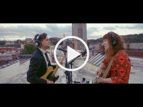 The Sea The Sea - Fall Before The Climb (LIVE excerpt from Stumbling Home Rooftop Concert Film)