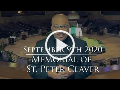 Feast of Saint Peter Claver