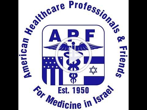 APF - Supporting Medicine in Israel