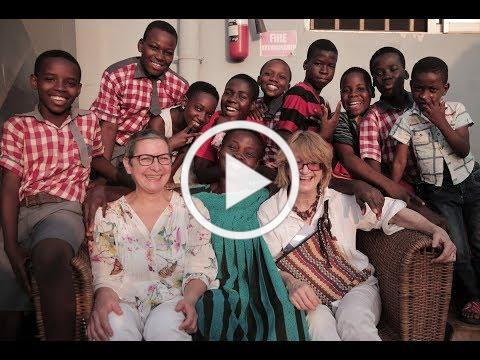 CentroNía's Cultural Exchange with Ghana