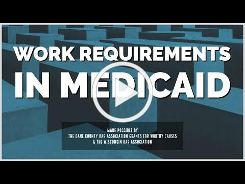 Impact of Work Requirements in Medicaid