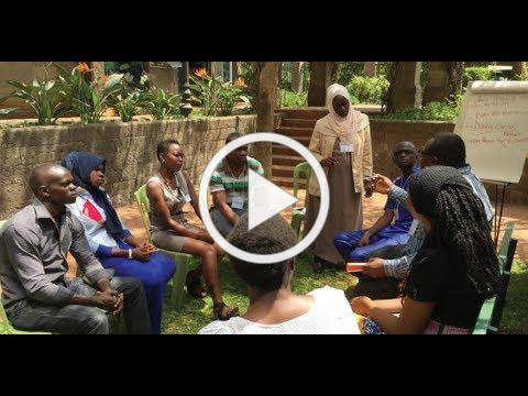Youth-Led Peacebuilding: Participatory Action Research
