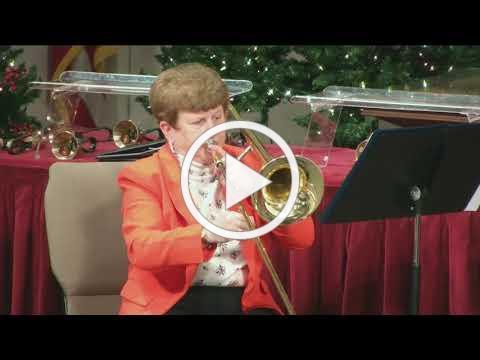 Wee three kings- Brass DUMC 2020
