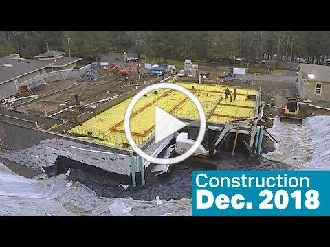 Kitsap Humane Society Construction, Dec. 2018