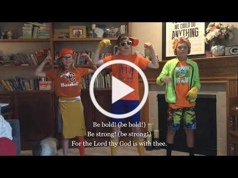VBS Song: Be Bold