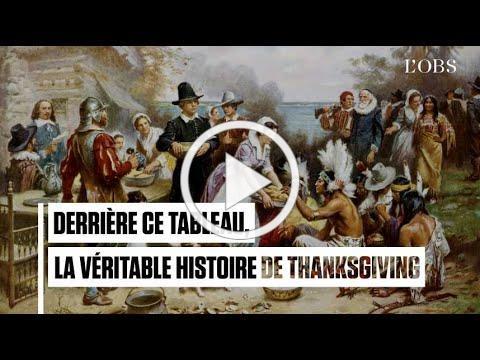 L'histoire de Thanksgiving est un peu plus compliquée que ce que vous pensez