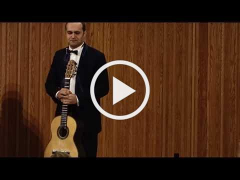 Rovshan Mamedkuliev-Folia (Variations on a Theme of Sor, op.15) Miguel Llobet