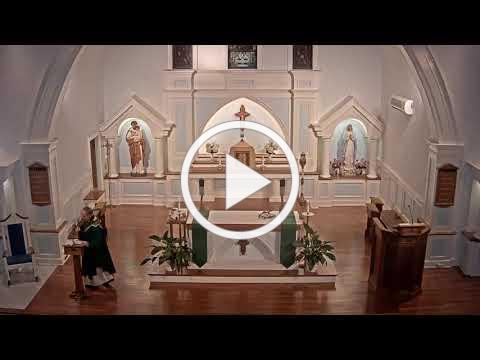 Sts Mary Joseph Collaborative Mass 2 13 21
