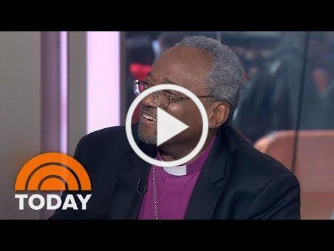 Reverend Michael Curry, The Bishop At The Royal Wedding Of Prince Harry & Meghan Markle. | TODAY