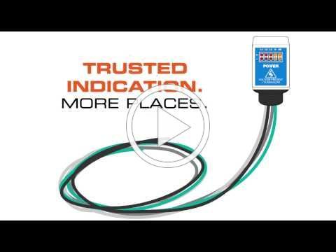 Grace PESDs® Flex-Mount Voltage Indicator