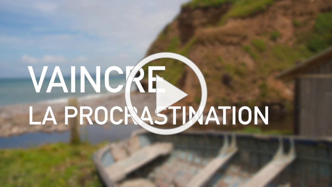 Méditation guidée - vaincre la procrastination
