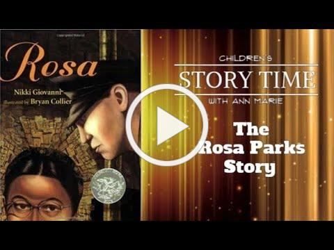 Rosa ~ READ ALOUD | Story time with Ann Marie