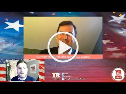4/22/20 Interview with the YRNF Chairman Rick Loughery