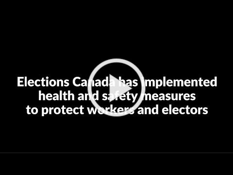 Health and Safety Measures | Elections Canada