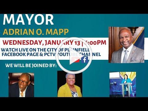 Special Live Broadcast - Mayor Adrian O. Mapp and Faith Leaders