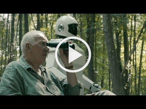 'Robot & Frank' Trailer HD