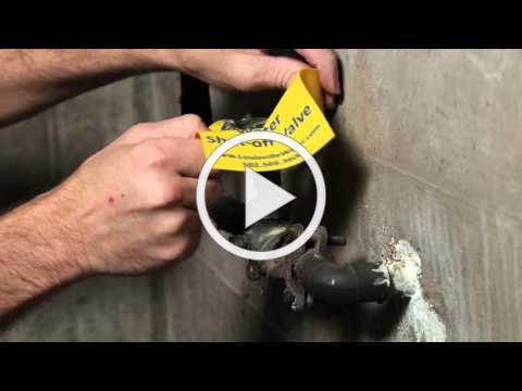 Water Shut Off Valve: How to locate, tag and test it