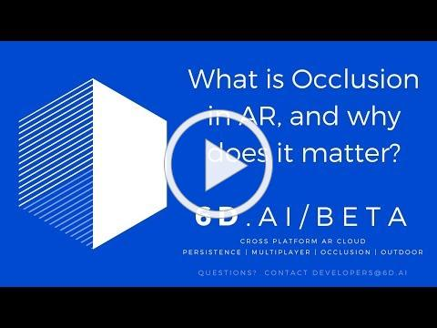 What is Occlusion in AR, and why does it matter?