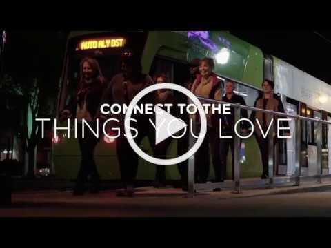 OKC Streetcar Grand Opening