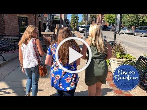 Discover Downtown Shopping