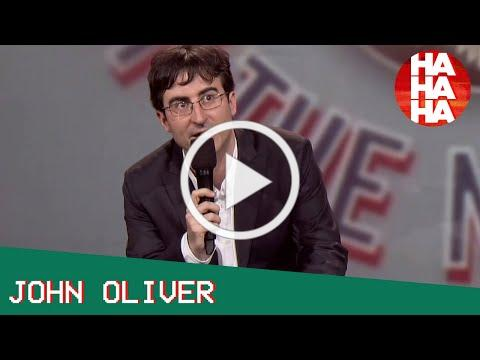 John Oliver - American's Are Heroes