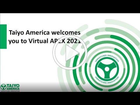 Taiyo Presents New Products at 2021 IPC APEX Virtual Expo