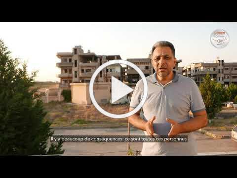 Alerte Idleb : l'appel du Dr Ziad Alissa