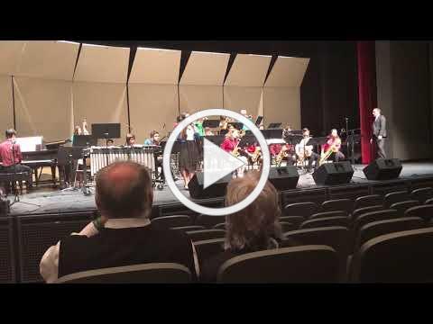 Hello   Milpitas High School Jazz Band