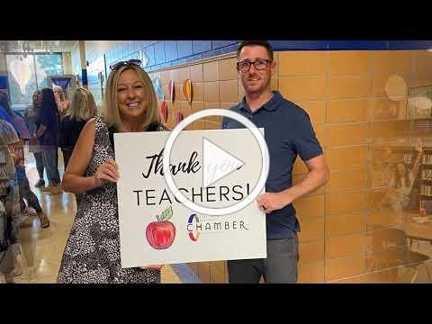 2021 Teacher Appreciation Celebration Breakfast Event