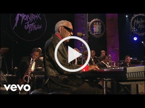 Ray Charles - Georgia On My Mind (Live)
