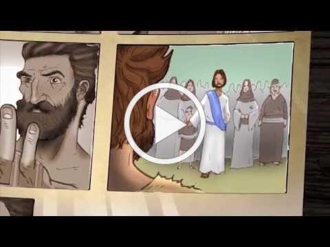 Jesus is Baptized Mark 1 1-11