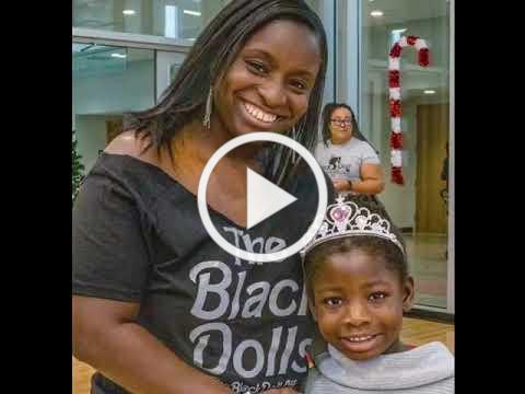 Happy 12th Birthday, Black Doll Affair Family