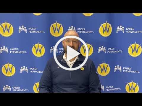 Santa Cruz Warriors President Chris Murphy on Libraries