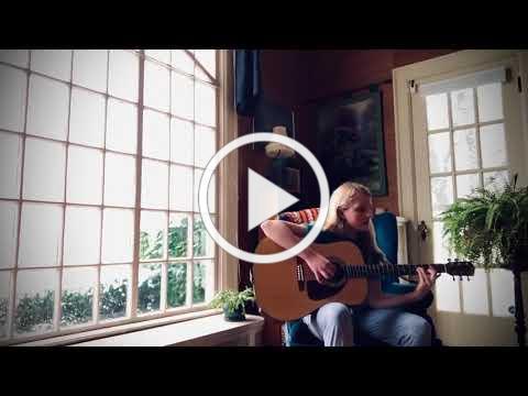 Eden on guitar 2