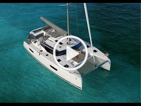 Saona 47 - Fountaine Pajot Sailing Catamarans