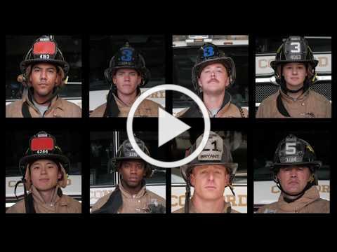 Concord Fire Department Recruitment Concord, NC